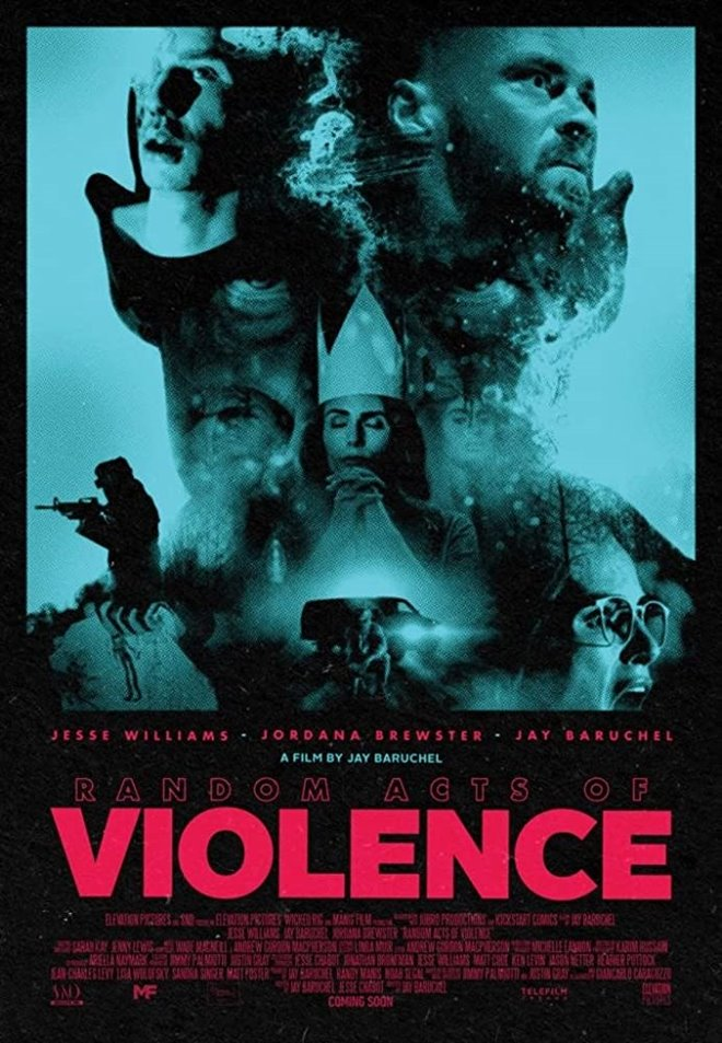 Random Acts of Violence Large Poster