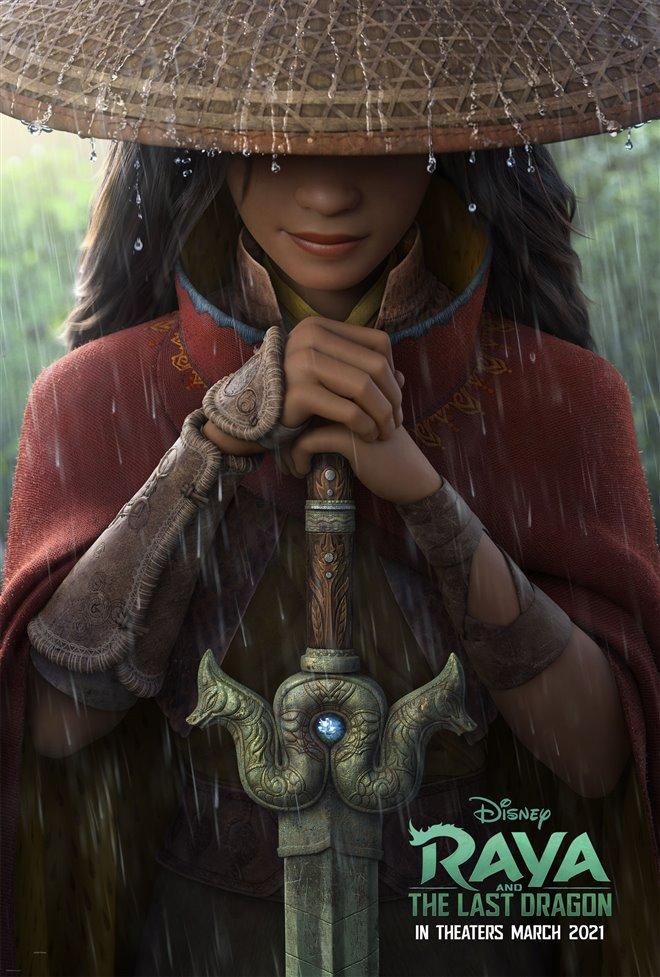 Raya and the Last Dragon Large Poster