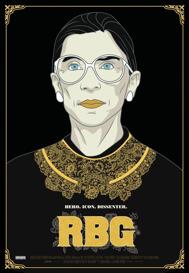 RBG Large Poster