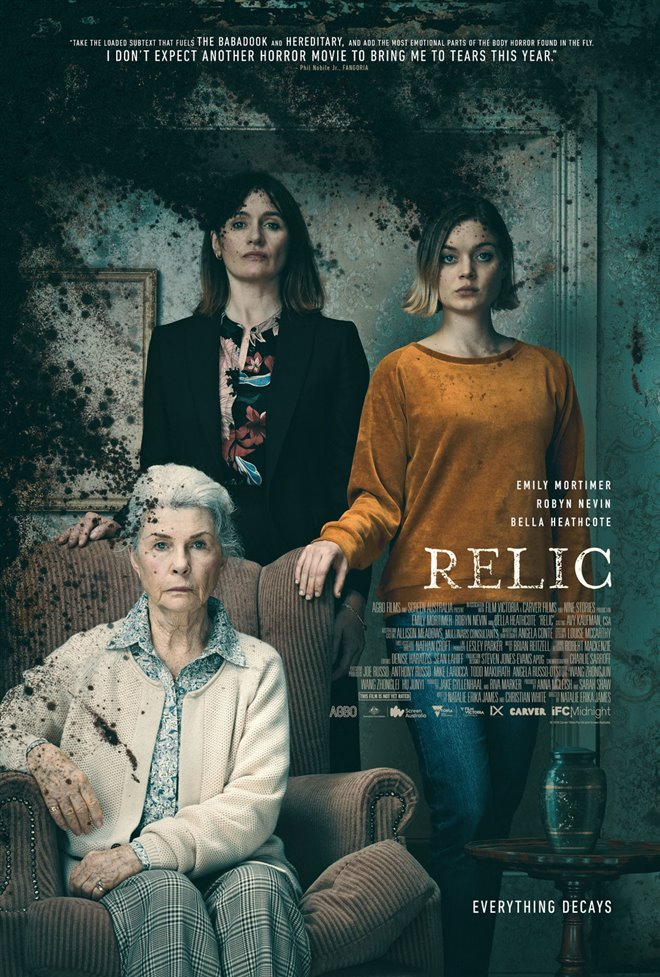 Relic Large Poster