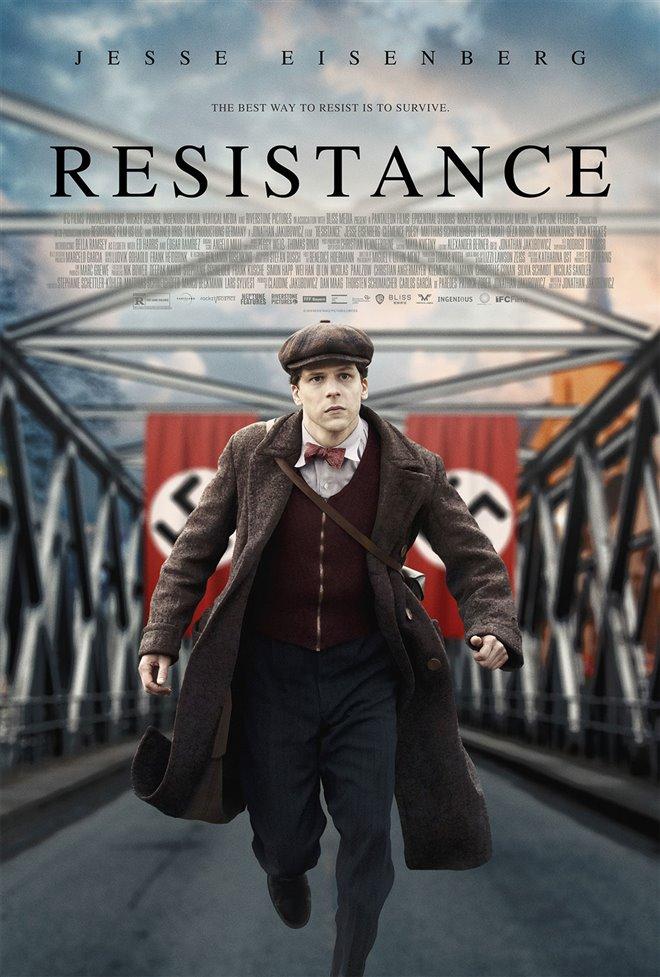 Resistance Large Poster