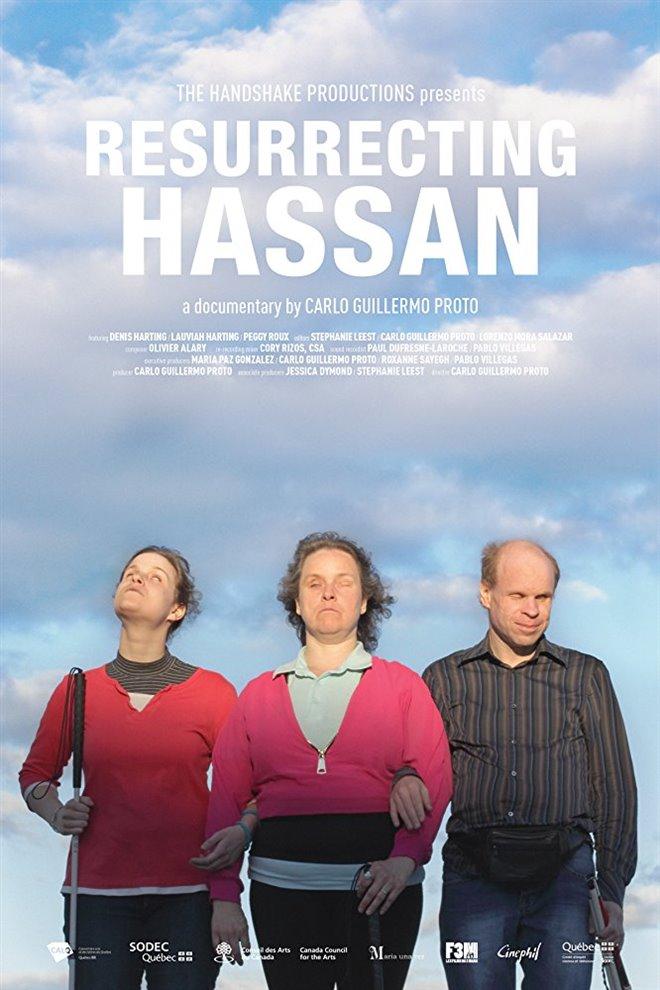Resurrecting Hassan Large Poster