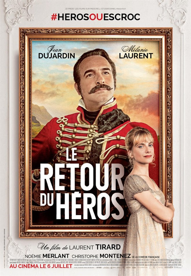 Return of the Hero Large Poster