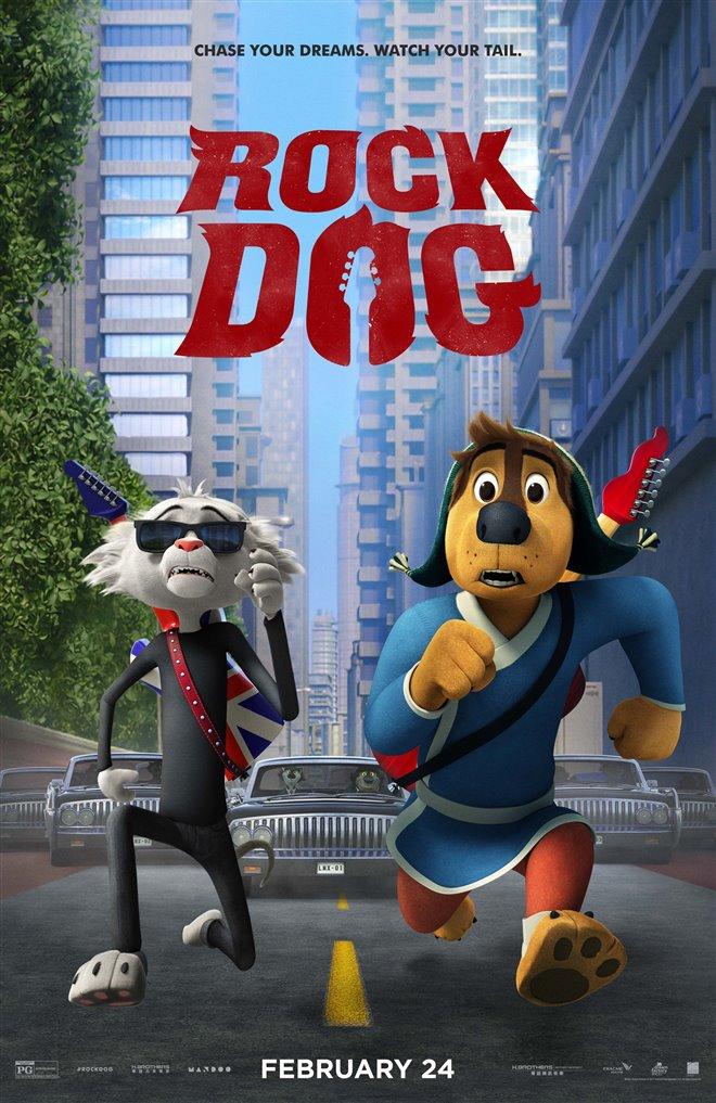 Rock Dog Large Poster