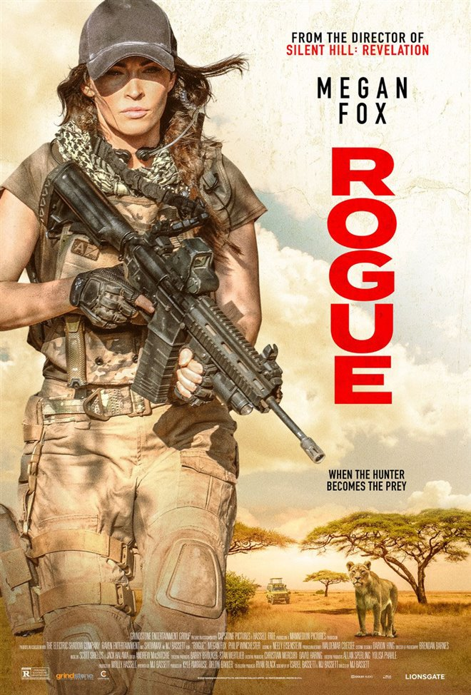 Rogue Large Poster