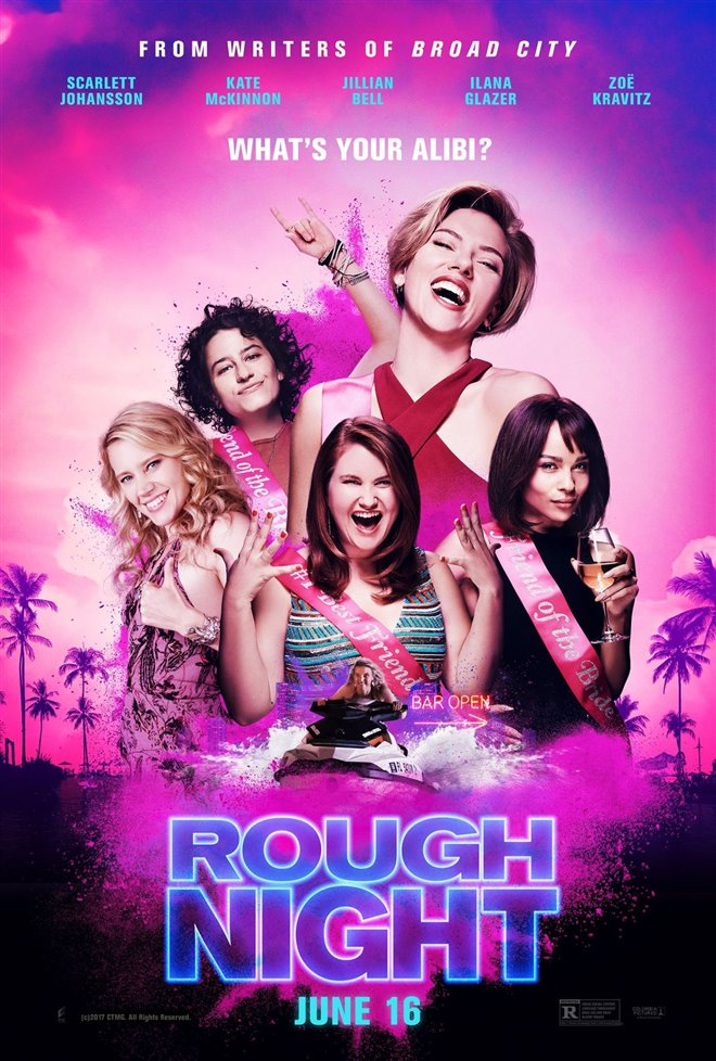 Rough Night Large Poster