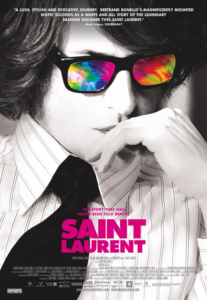 Saint Laurent Large Poster