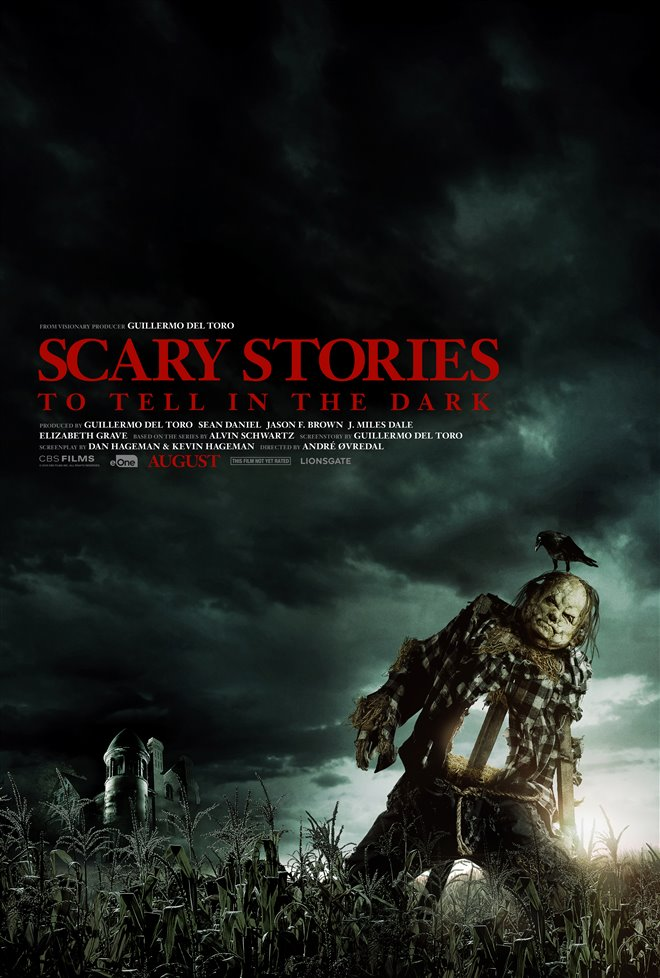 Scary Stories to Tell in the Dark Large Poster