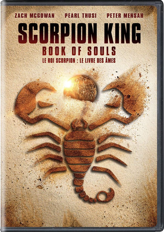 Scorpion King: Book of Souls Large Poster