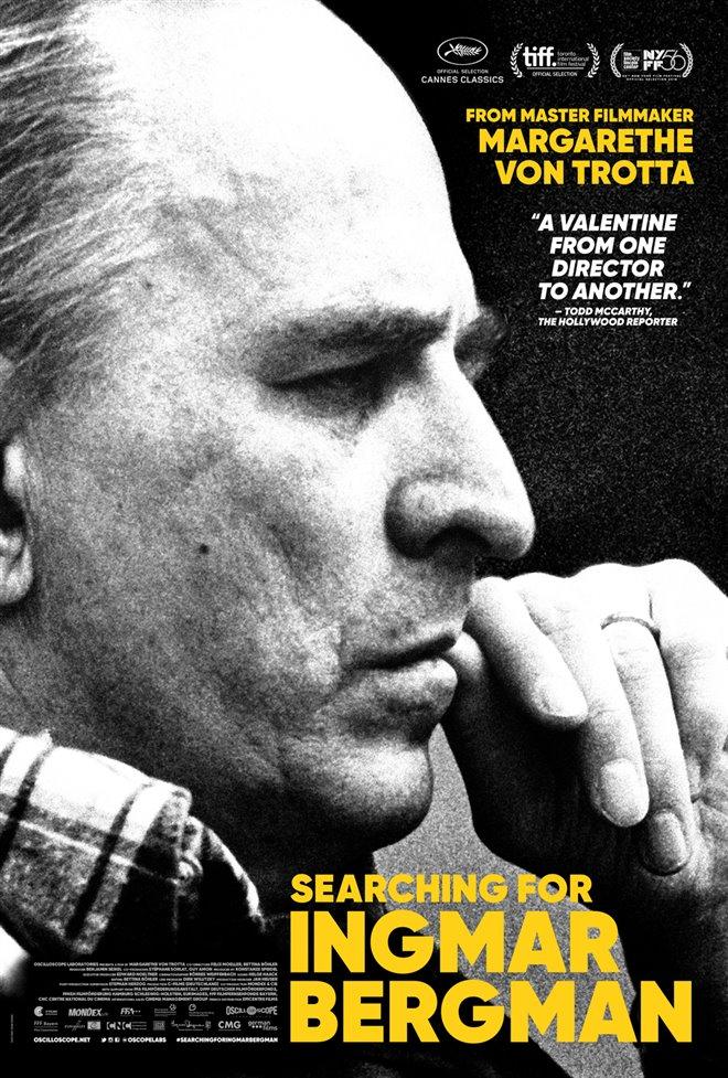 Searching for Ingmar Bergman Large Poster