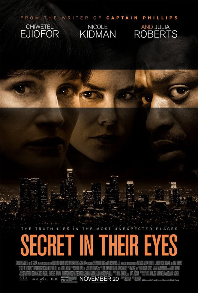 Secret in Their Eyes Large Poster