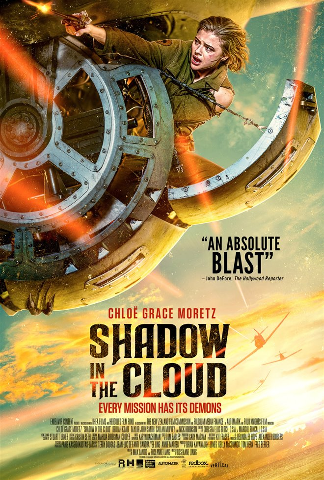 Shadow in the Cloud Large Poster