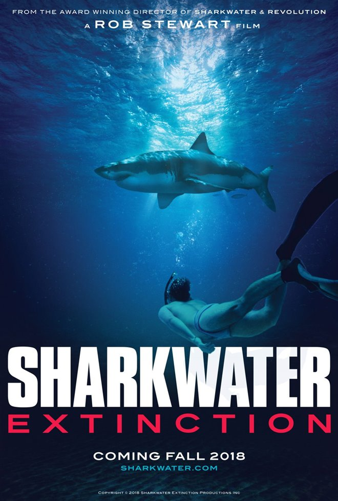 Sharkwater: Extinction Large Poster