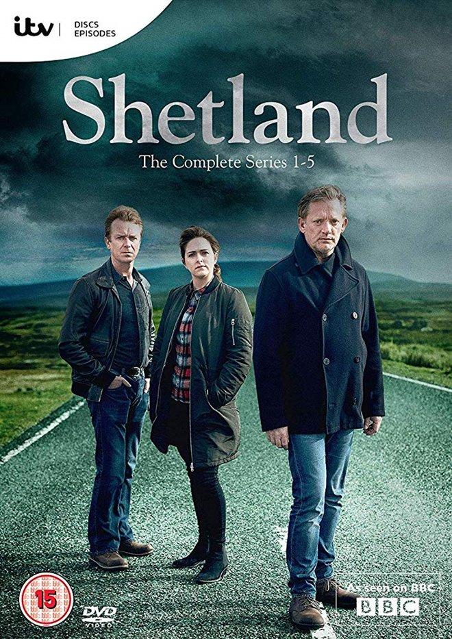 Shetland (BritBox/Netflix) Large Poster