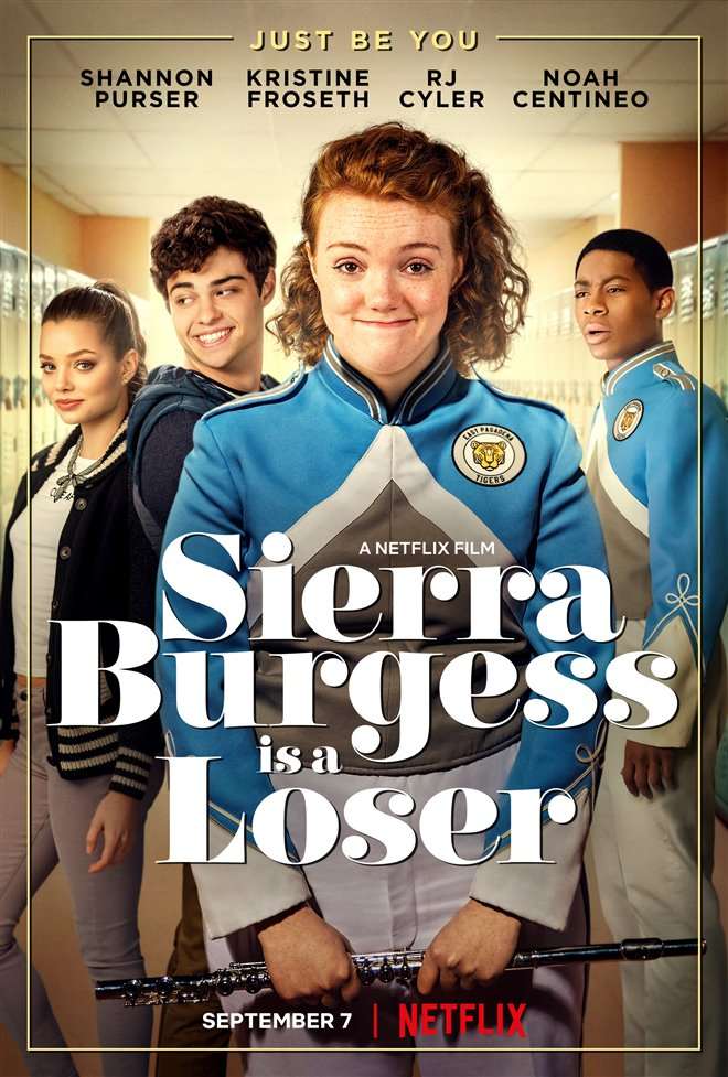 Sierra Burgess is a Loser (Netflix) Large Poster