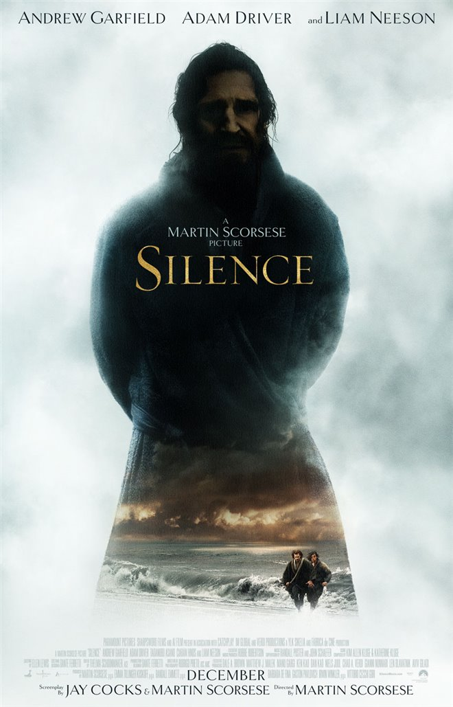 Silence Large Poster