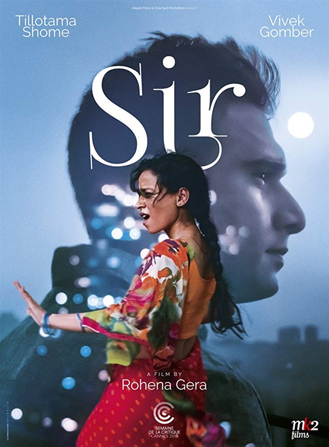 Sir Large Poster