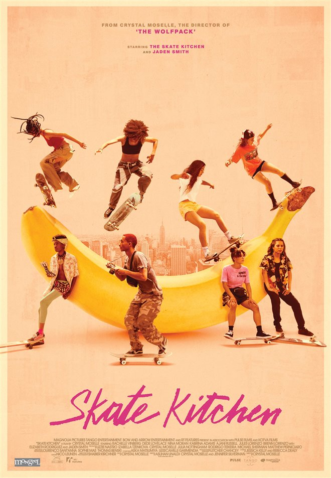 Skate Kitchen Large Poster