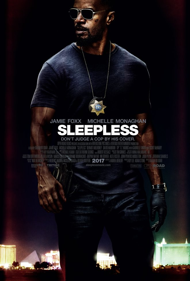 Sleepless Large Poster