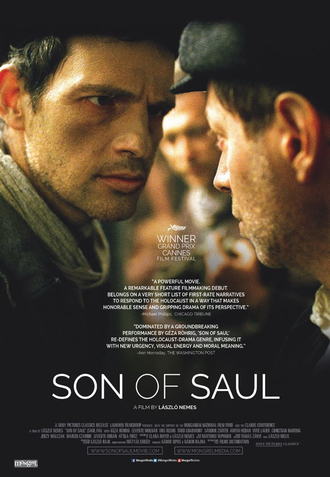 Son of Saul Large Poster