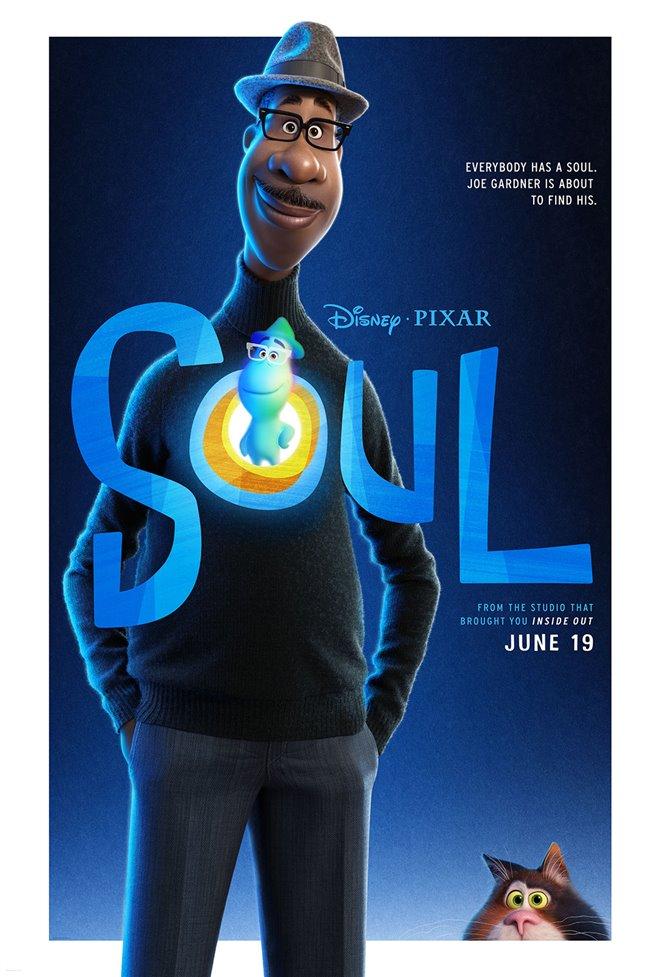 Soul Large Poster