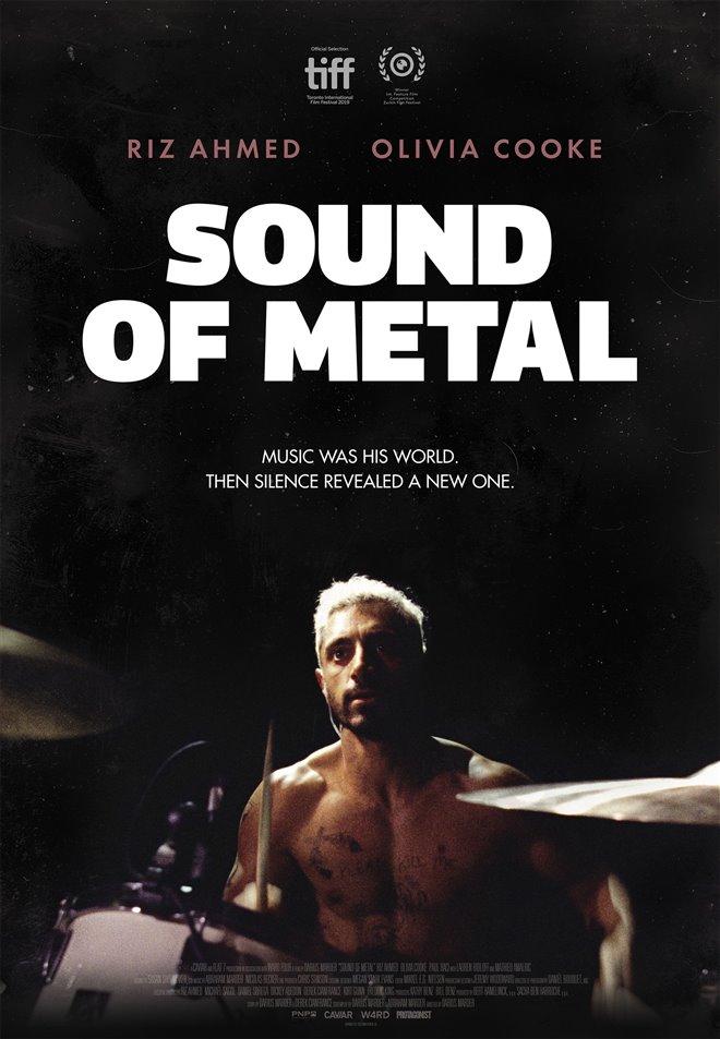 Sound of Metal Large Poster