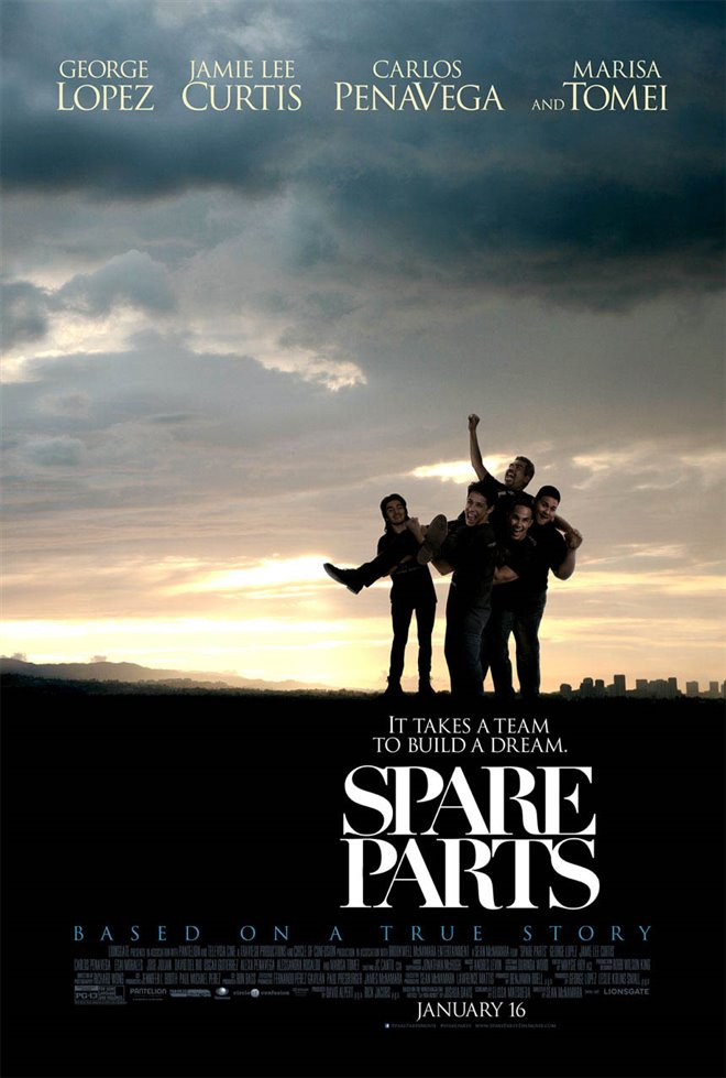 Spare Parts Large Poster