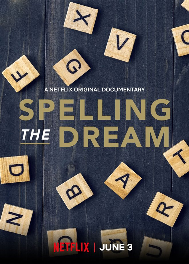 Spelling the Dream (Netflix) Large Poster