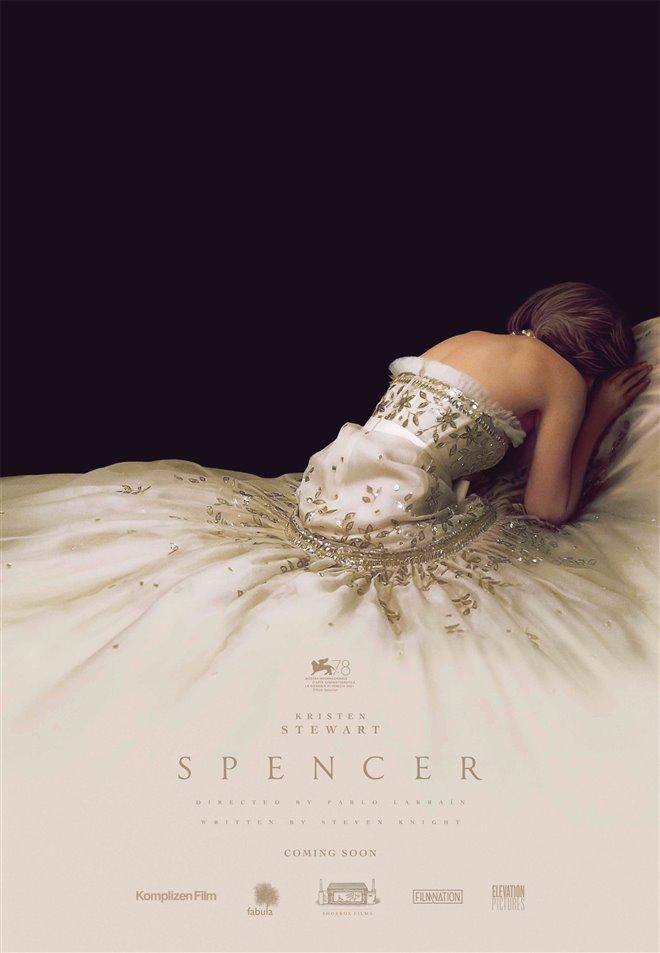 Spencer Large Poster