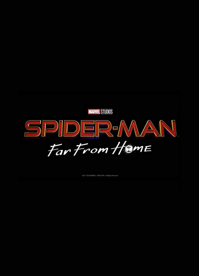 Spider-Man: Far From Home Large Poster