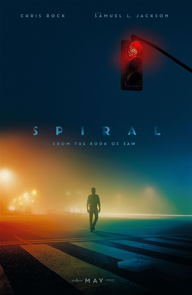 Spiral: From the Book of Saw Large Poster