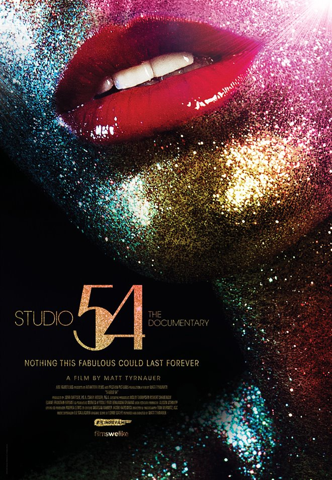 Studio 54 Large Poster