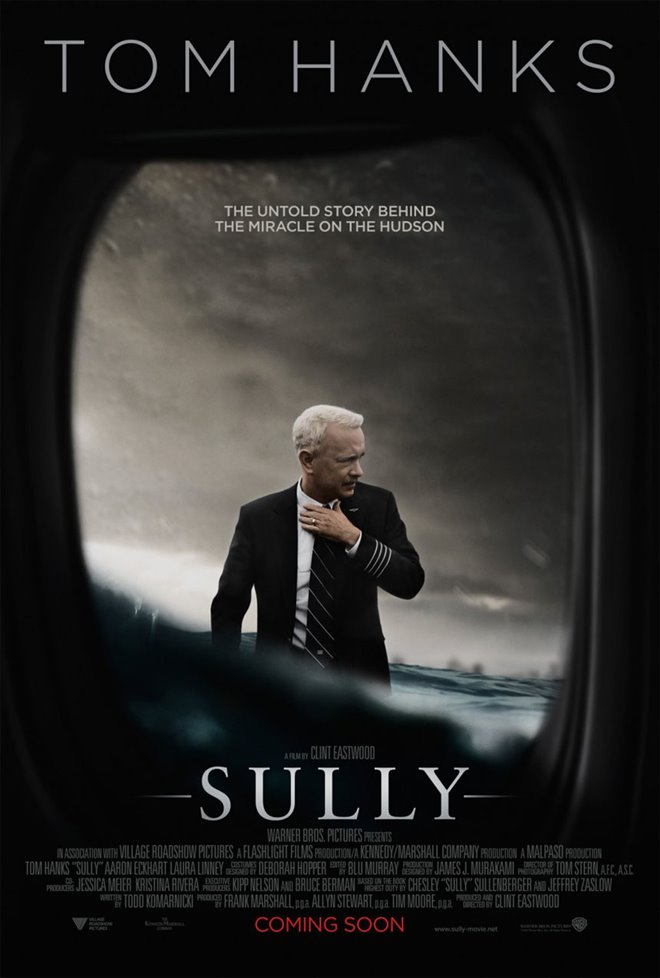 Sully Large Poster