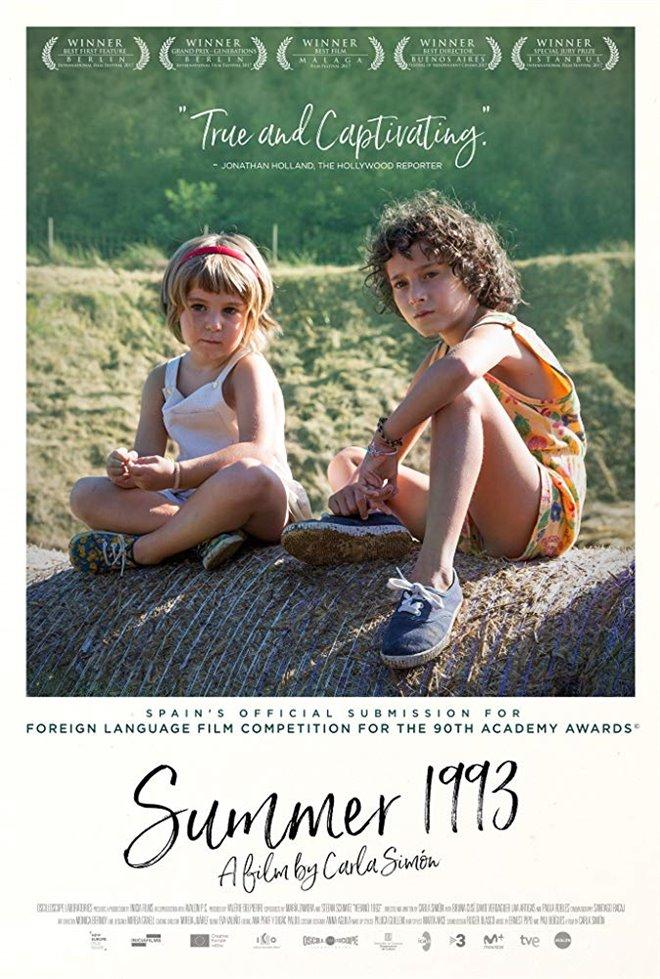 Summer 1993 Large Poster