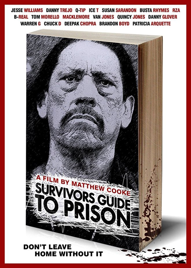Survivors Guide To Prison Large Poster