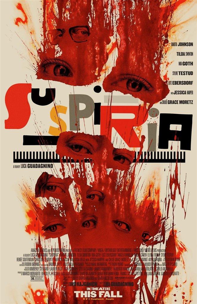 Suspiria Large Poster
