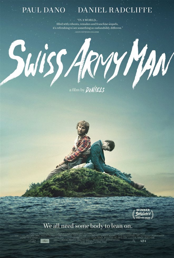 Swiss Army Man Large Poster