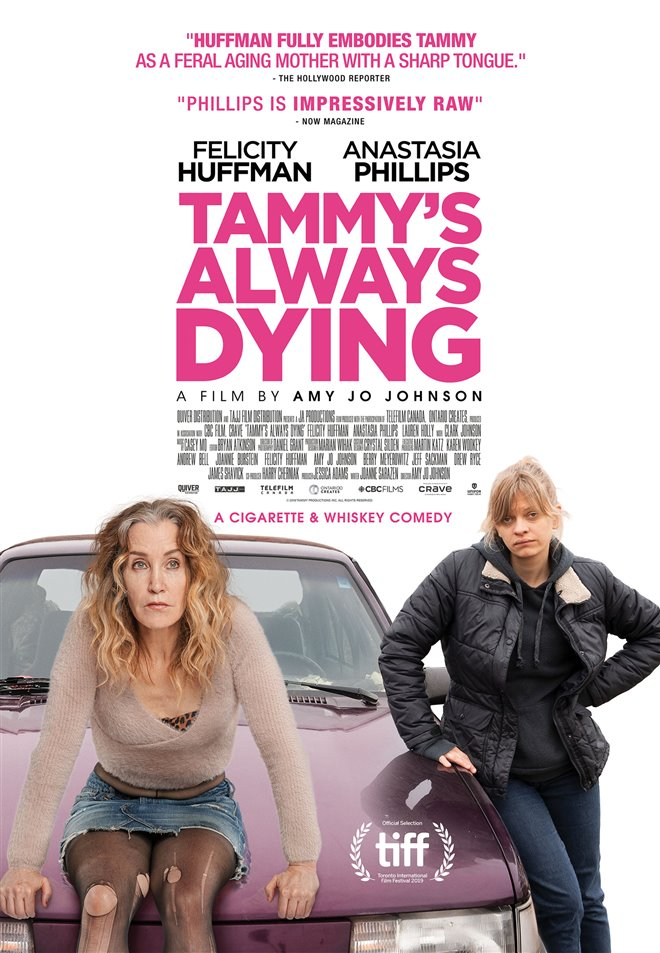 Tammy's Always Dying Large Poster