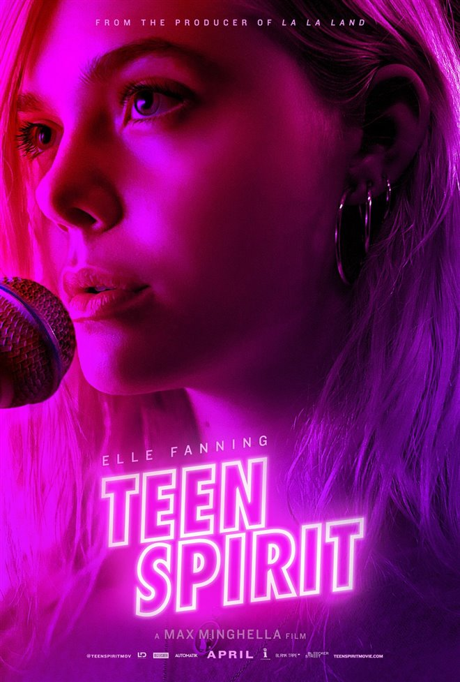 Teen Spirit Large Poster