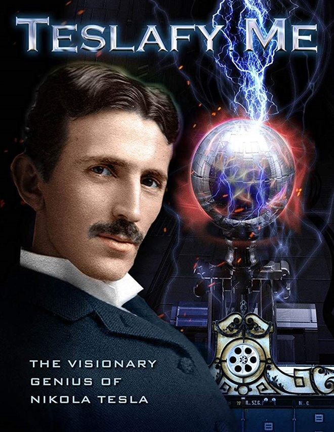 Teslafy Me Large Poster
