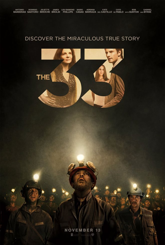 The 33 Large Poster
