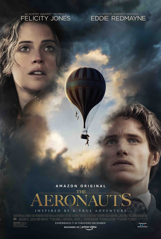 The Aeronauts Large Poster