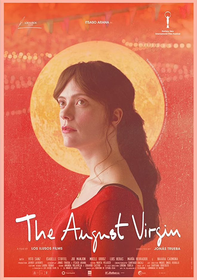 The August Virgin Large Poster