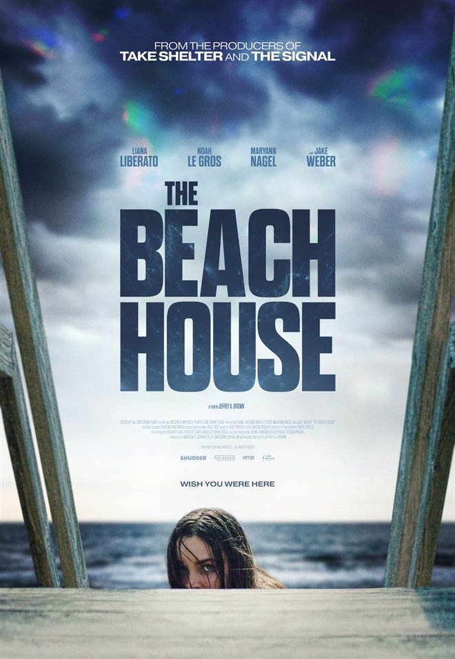 The Beach House Large Poster