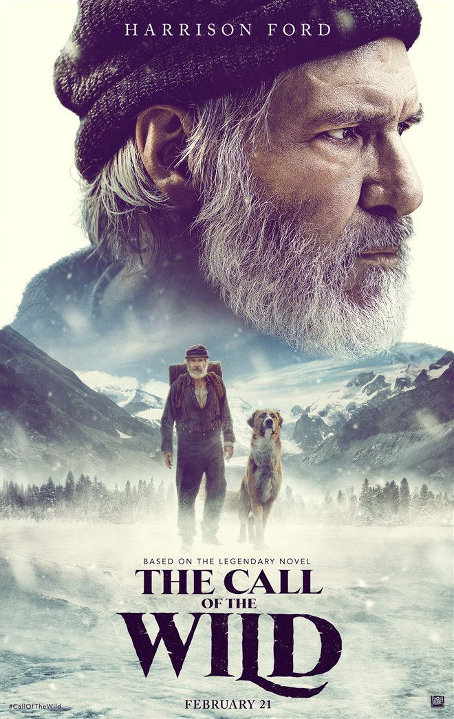 The Call of the Wild Large Poster