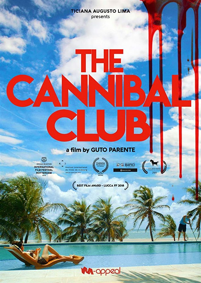 The Cannibal Club Large Poster