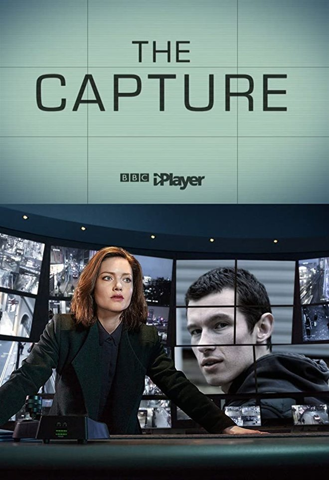 The Capture Large Poster