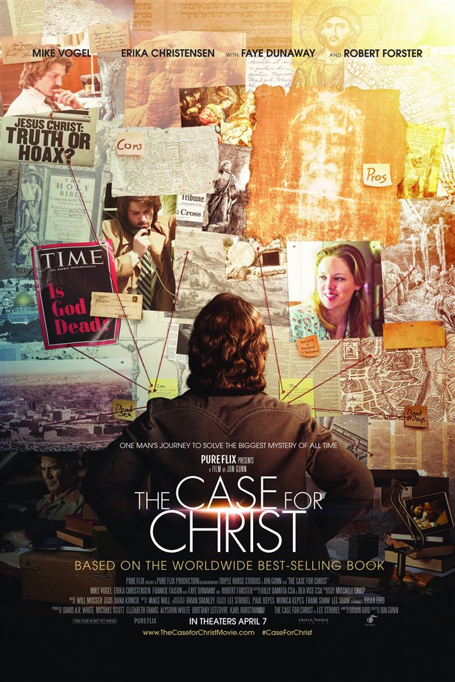 The Case for Christ Large Poster