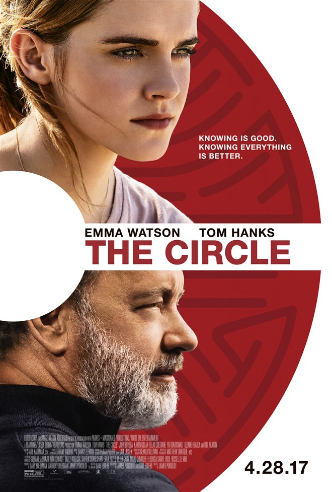 The Circle Large Poster