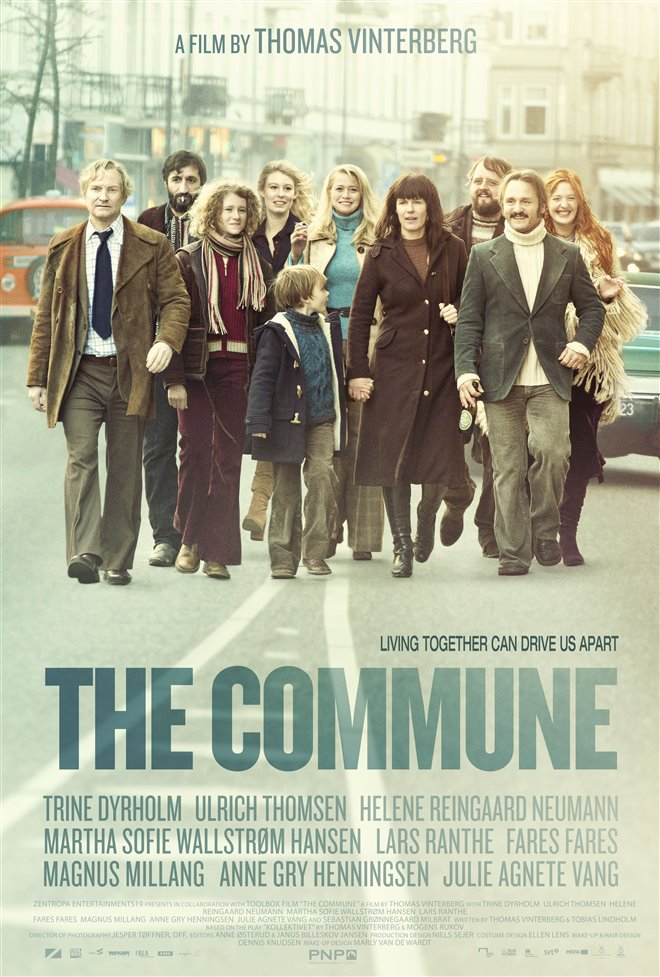The Commune Large Poster